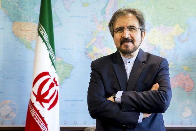 سخنگوی وزارت خارجه: بدون اتکا به مردم نمیتوانیم شاهد امنیت باشیم