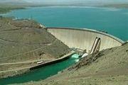 حجم آب ذخیره شده در سد زایندهرود به 164 میلیون مترمکعب رسید