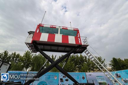 رونمایی از سامانه برج کنترل و مراقبت پرواز سیار فرودگاهی