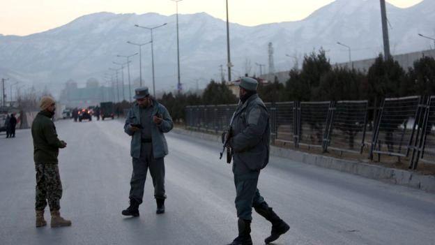 درگیری شدید ارتش افغانستان با طالبان در قندهار