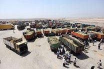 توقف صادرات مواد غذایی از مرز شلمچه