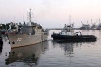 آغاز تمرین دریایی امنیت پایدار 98 در دریای خزر
