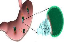 میکروموتورهایی که در معده آنتی بیوتیک آزاد میکنند