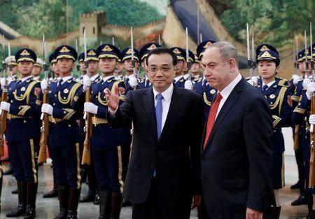 چین پس از پادشاه عربستان میزبان نتانیاهو شد