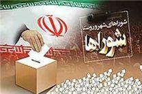 کاندیدا سرشناسی که در پنجمین دوره انتخابات شورای شهر مشهد ثبت نام کردند