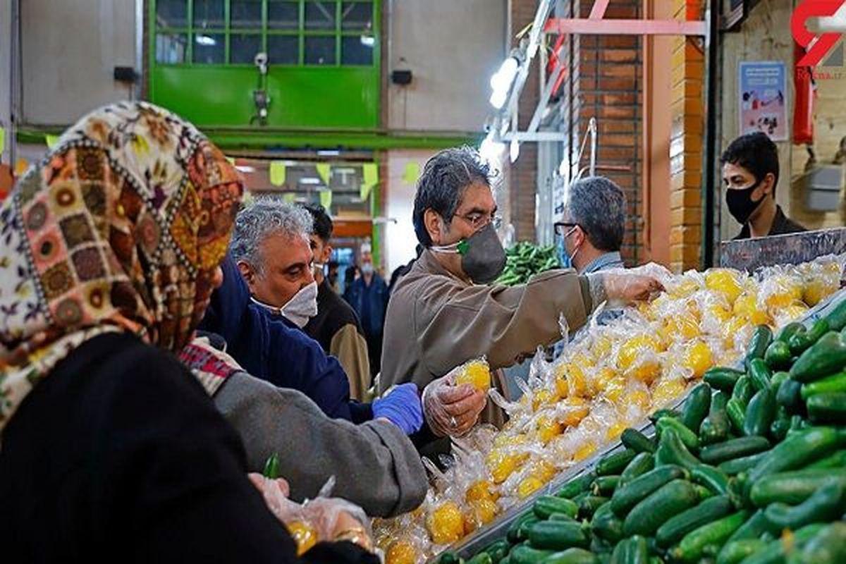 میادین و بازارهای میوه و تره بار در تعطیلات ۶ روزه تهران باز است
