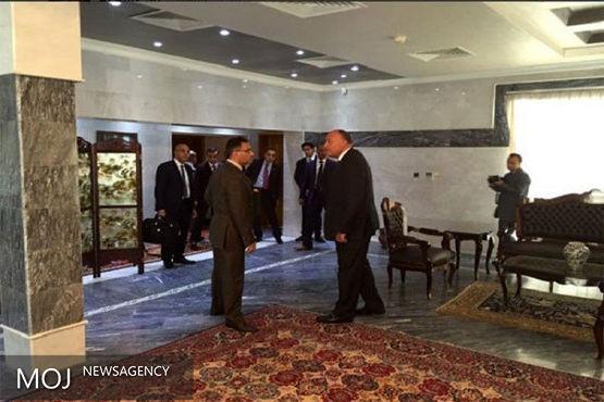 بازگشایی سفارت مصر در بغداد