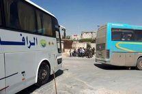 خروج تروریست ها از دوما در غوطه شرقی سوریه متوقف شد