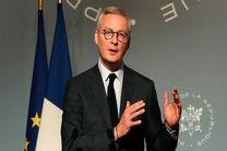 امسال فرانسه با بدترین رکود پس از جنگ جهانی دوم مواجه خواهد بود
