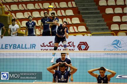 دیدار تیم های والیبال پیکان و سپاهان اصفهان - ۲۲ آبان ۱۳۹۹