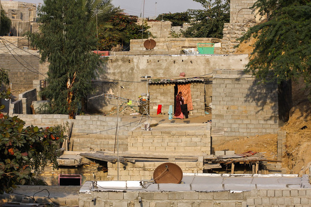 بافت فرسوده شهر بندرعباس به تدریج اصلاح میگردد