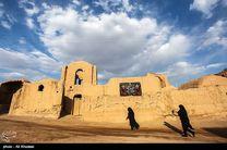 آغازمرمت قلعه روستای قورتان بزرگترین دژ تاریخی استان اصفهان