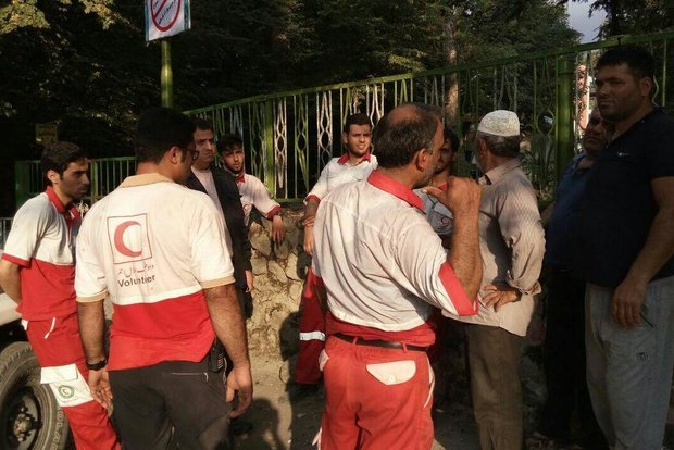 فرد مفقود شده در جنگلهای قرنآباد گرگان پیدا شد