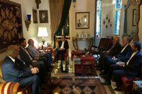جابری انصاری: توجه به مسأله فلسطین در راس اولویتهای ایران قرار داد