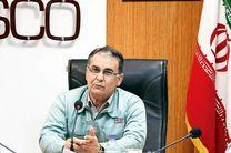 رییس کل بانک مرکزی ایران از مدیرعامل فولاد هرمزگان تقدیر کرد