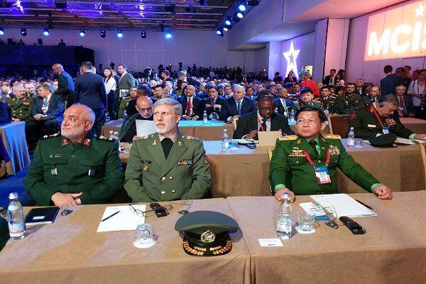 مراسم افتتاحیه هشتمین کنفرانس امنیتی مسکو آغاز شد