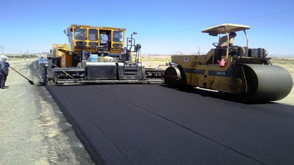 اجرای ۲۵ طرح راهسازی به طول ۲۵۱ کیلومتر در جاده های خراسان رضوی