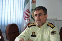 جرایم کارکنان نیروی انتظامی گلستان ۳۹ درصد کاهش یافت