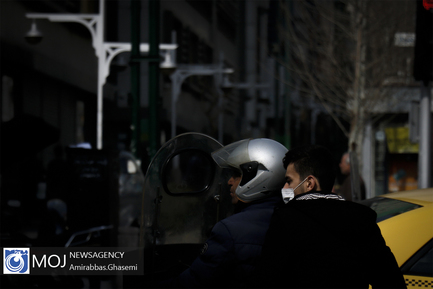 سایه کرونا روی سر پایتخت
