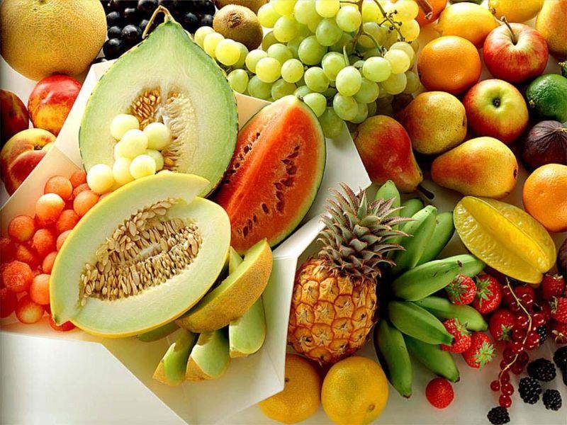 میوه یخ زده بخورید