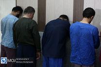 دستگیری 7 متهم تحت تعقیب قضائی در رودان