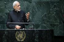 هند به دنبال کسب کرسی دائم در شورای امنیت سازمان ملل متحد است