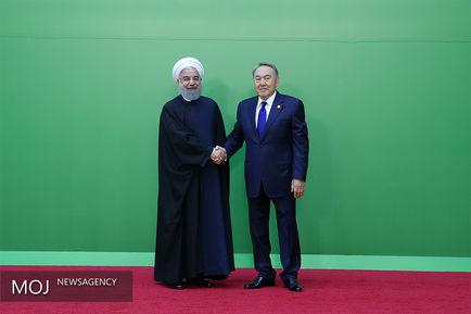 اجلاس سران کشورهای عضو سازمان همکاری اسلامی در قزاقستان