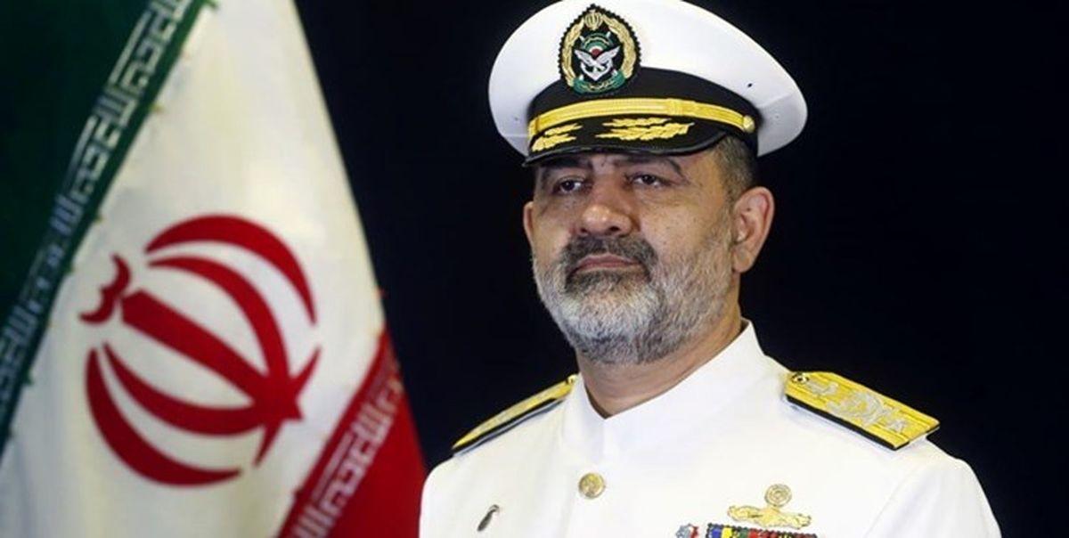 گزارش دریادار ایرانی به کمیسیون امنیت ملی مجلس درباره توانمندیهای نداجا