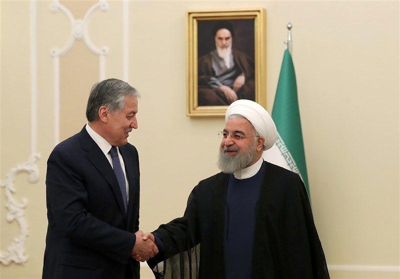 ایران میتواند امن ترین مسیر ترانزیتی برای کالاهای تاجیکستان باشد