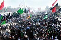 1000مددجوی اصفهانی عازم پیاده روی اربعین میشوند