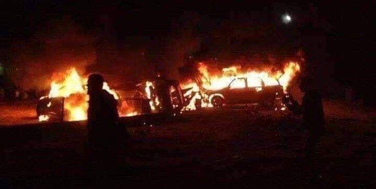 حمله هوایی آمریکا به شمال بغداد / ۶ نفر به شهادت رسیدند