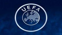 یوفا با تعطیلی کامل لیگ های فوتبال اروپا مخالفت کرد