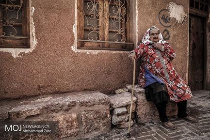 گشتی+در+روستای+ابیانه+