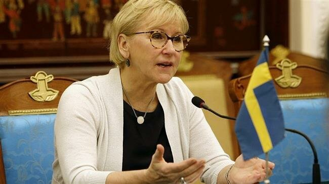 Sweden does not join UN nuclear treaty