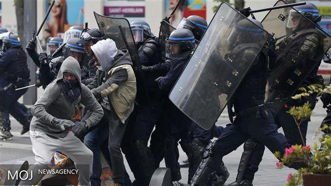 برگزاری تظاهرات امروز در فرانسه ممنوع اعلام شد