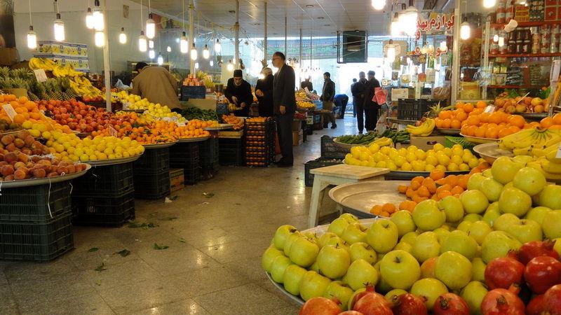 کرونا مصرف کدام محصولات میوه و تره بار را افزایش داد؟