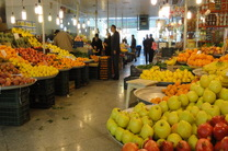 کاهش نسبی قیمت میوه در میادین میوه و تره بار