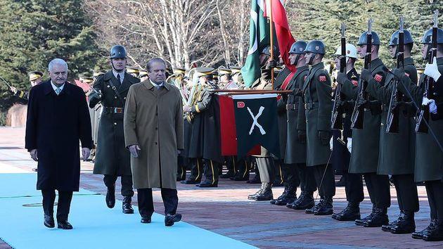 پاکستان سفر نواز شریف به ترکیه را موفیت آمیز خواند
