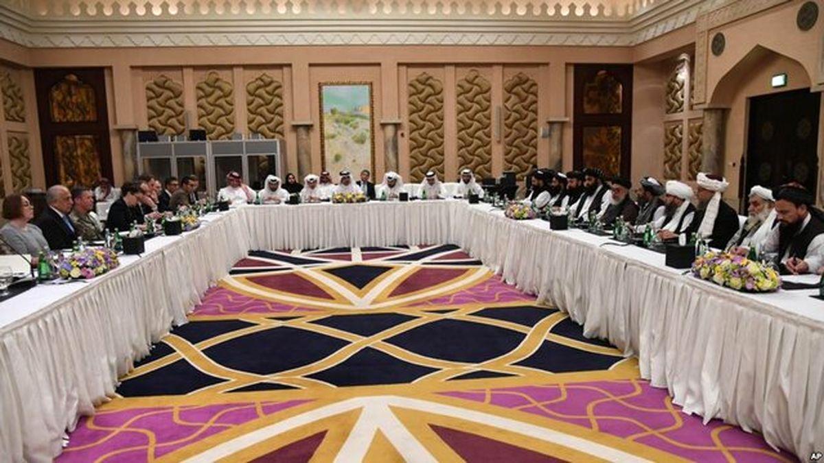 مذاکرات صلح در قطر به بن بست خورد