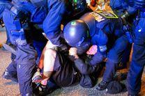 زخمی شدن ۷۶ تن در اعتراضات به نشست گروه 20 در آلمان