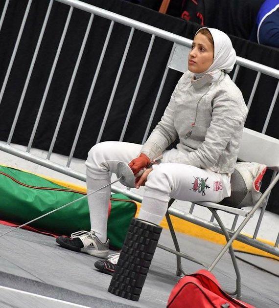 صعود بانوان سابریست ایران به جمع ۶۴ نفر جایزه بزرگ مسکو