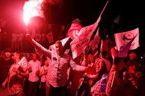 جنبش النهضه پیروز انتخابات پارلمانی تونس شد