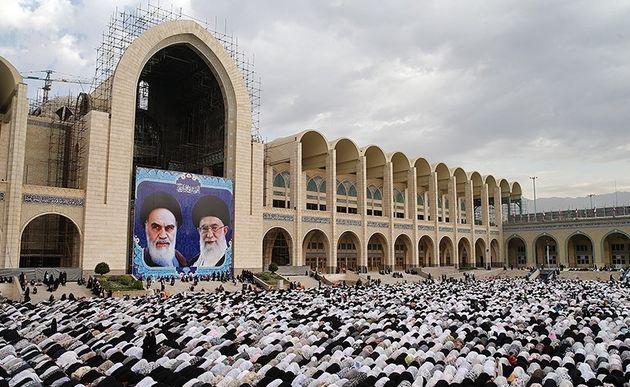 نمازگزاران عید فطر تحت پوشش بیمه حوادث قرار گرفتند