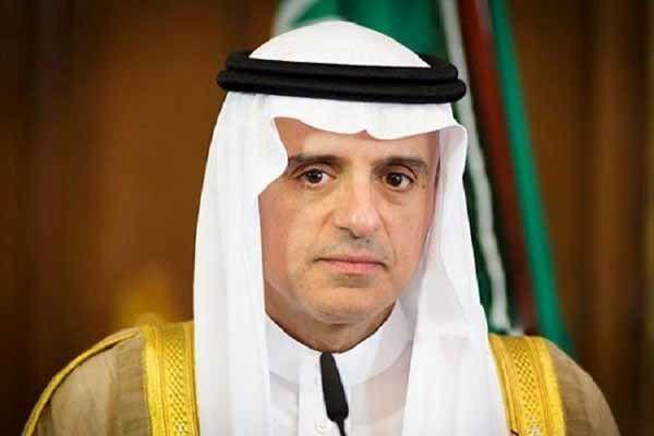 واکنش «عادل الجبیر» به حوادث تروریستی تهران