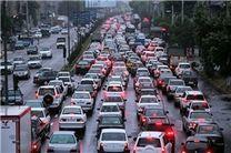 ترافیک سنگین در ورودی و خروجی کلانشهرها/ چالوس یک طرفه شد/ هراز فردا یک طرفه میشود