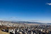 وضعیت هوای پایتخت در اولین روز «ماه اسفند»