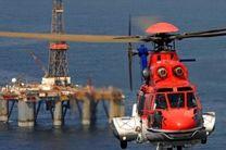 پیگیری پرونده سقوط بالگرد شرکت نفت فلات قاره در بندرلنگه