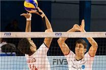 برنامه کامل رقابتهای قهرمانی والیبال نوجوانان آسیا اعلام شد