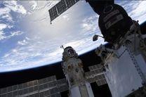انجام موفق عملیات جابجایی کپسول سایوز در ایستگاه فضایی