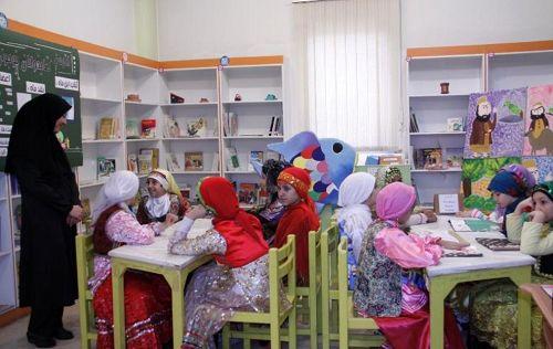 برپایی ۱۶ نشست تخصصی مجازی حوزه کودک در مازندران